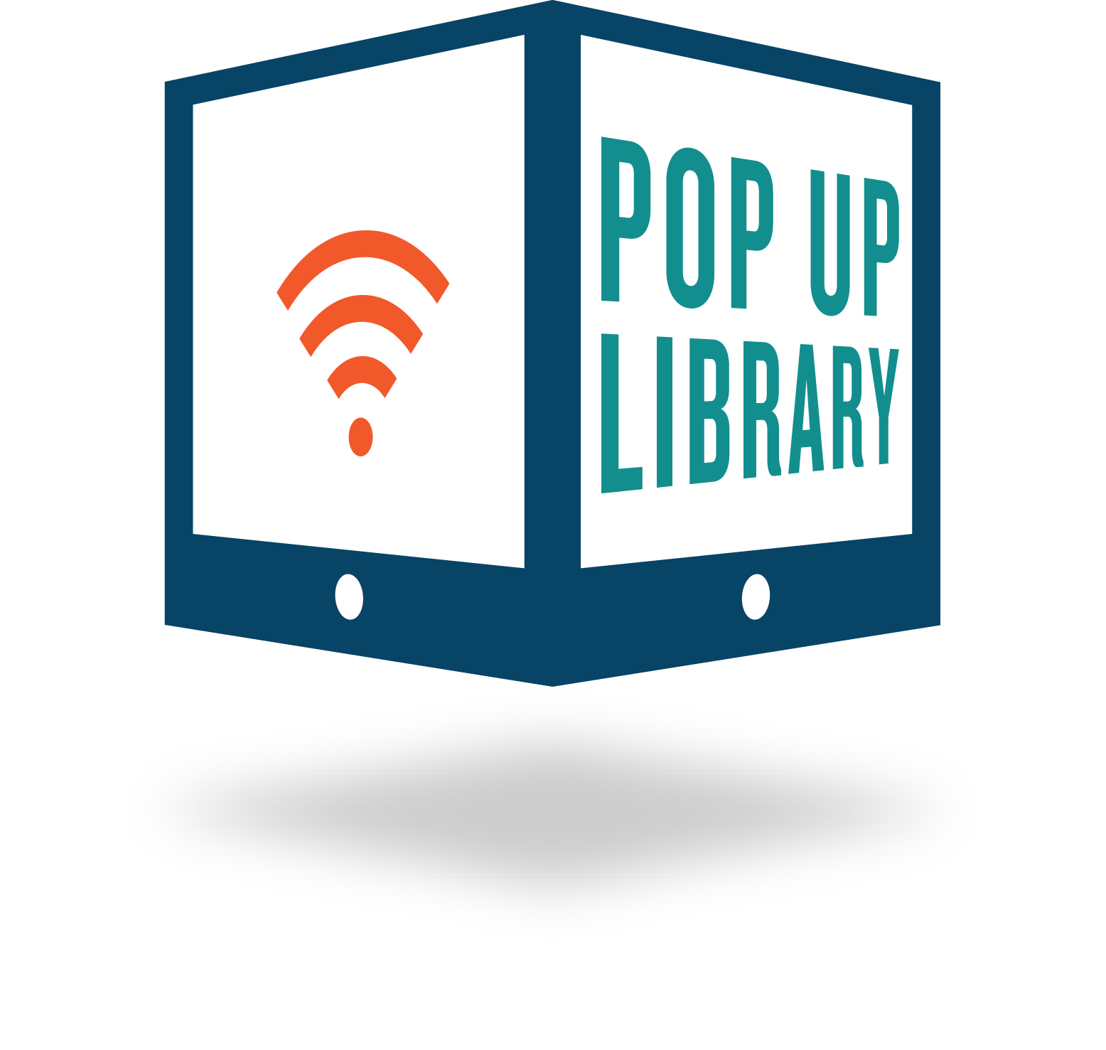 bandt-0354 pop up library logo cmyk